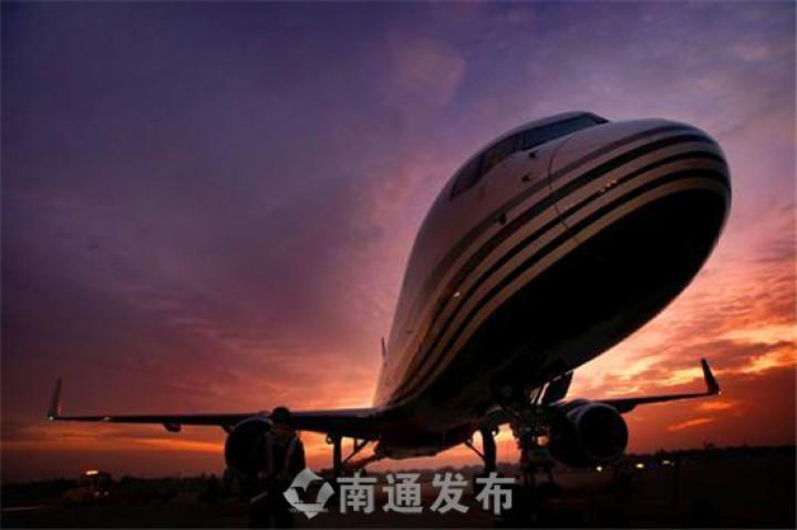 """你的快递""""打飞的""""来啦!南通机场新增10班全货机"""