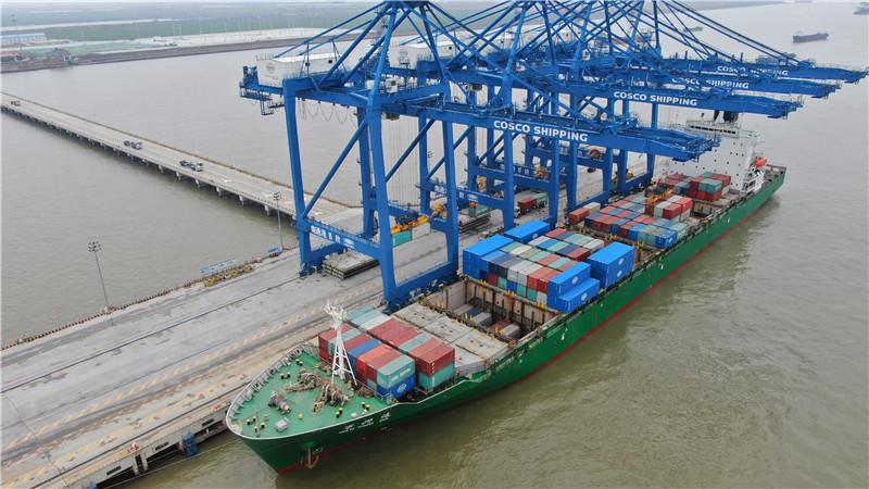 南通港口:瞄准新定位 奋力起好步,南通网