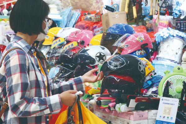 選購電動自行車頭盔