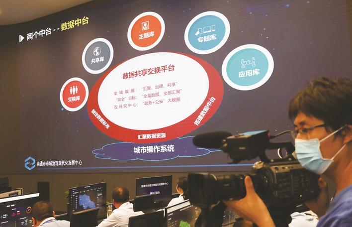 央媒省媒聚焦南通市域治理现代化